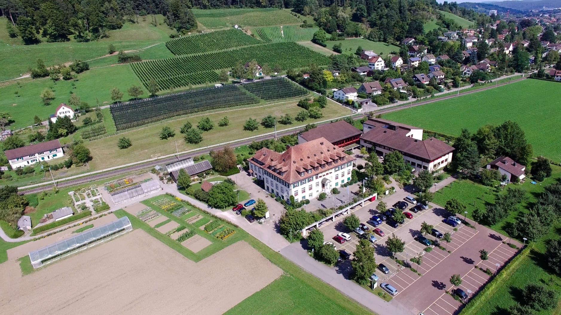 Strickhof in Winterthur-Wülflingen